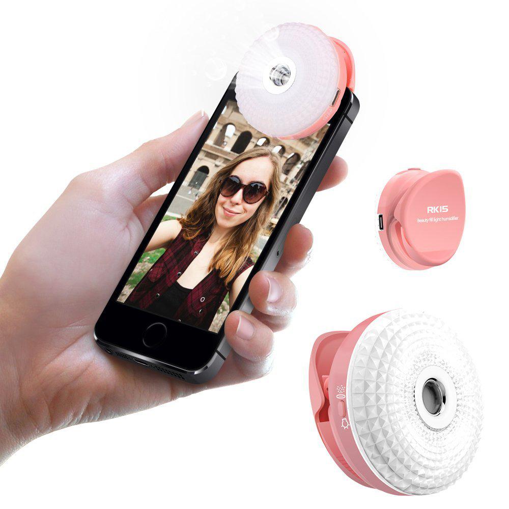 selfie ring light france pas cher pour iphone
