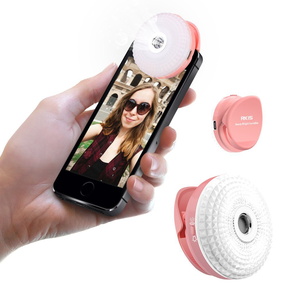 selfie ring light france pas cher pour iphone