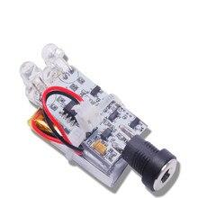 5 pcs 3D baskı ay lamba devre, fitil dokunmatik anahtarı, hasır şapka, lamba boncuk dokunmatik devre, ay ışık kaynağı