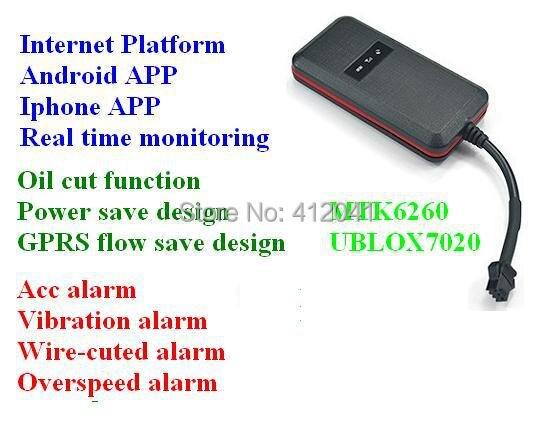 4 полосы многофункциональный водонепроницаемый автомобильный gps tracker GT003 GPS данных высокая скорость платформа бесплатная доставка