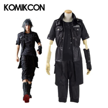 Final Fantasy XV Noctis Lucis Caelum Cosplay Costume FF15 Noct Man Suits Outfit Uniforms Full Set Halloween Christmas Costume