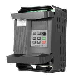 AT1-2200S Universele 1.5KW 12A 220V VFD Frequentie Speed Controller AC Motor Drive Enkele tot Drie Fase Out Variabele Inverter