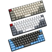 Filco MINILA AIR PBT 67 keys Dye sublimated print Cherry profile keycaps 3u sapcebar This link is keycaps,not included keyboard.