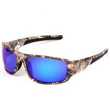 Fishing Eyeswear Polarized Camouflage Frame Sport Sun Glasses Outdoor Driving Sunglasses Fishing glasses
