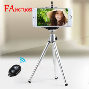 Mini Tripod With Phone Holder For Iphone x 8 7 6 s PLUS Tripod