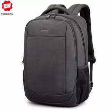 Tigernu Mens Backpack for 15.6 inches USB Charging Waterproof Anti Theft Laptop Backpacks for Male Large Bagpack mochila hombre