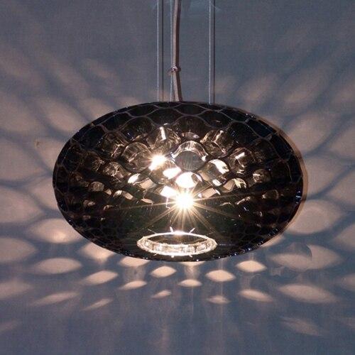 Moderne schwarze hive pendelleuchte moderne beleuchtung wohnzimmer ...