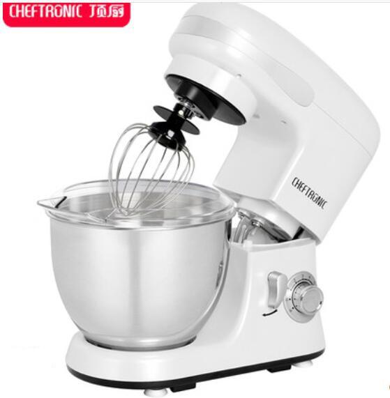 220 V/550 W électrique pâte mélangeur professionnel oeufs mélangeur 4L cuisine Stand alimentaire mélangeur Milkshake/gâteau mélangeur pétrissage Machine