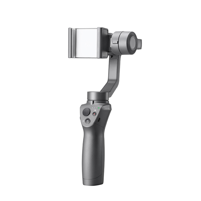 DJI Osmo Mobile 2 Stabilizer 3-Axis Handheld Gimbal for Smartphone Gopro Camera Phones Xs iPhone 8  (Smooth Video/Zoom Control)