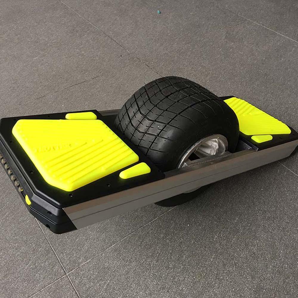 Одно колесо легкий вес самобалансирующийся баланс Электрический скутер GIROSKUTER S1