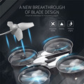 Headless Modo H36 Mini 6 Axis Gyro RC Quadcopter RTF 2.4 GHz con el Modo Sin Cabeza de Una Función de Tecla de Retorno Drone RC Helicóptero Juguetes