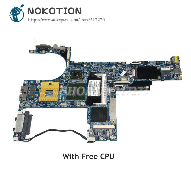 NOKOTION 418904-001 MAIN BOARD For HP NC6400 Laptop Motherboard 945PM DDR2 Free CPU 100% TestedNOKOTION 418904-001 MAIN BOARD For HP NC6400 Laptop Motherboard 945PM DDR2 Free CPU 100% Tested