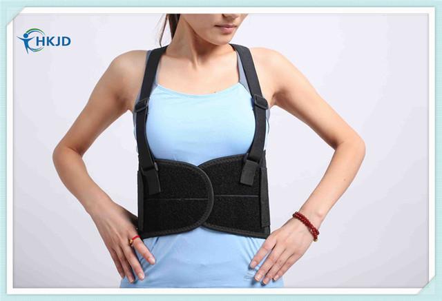 Rentable Trabajar Cinturón Lumbar Corsé OEM Trabajo Faja Lumbar Cinturón de Cintura Elástica Médica Venta Caliente Soporte Lumbar
