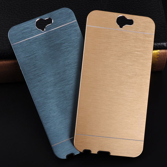 watch 0065c 11c9e US $2.59 20% OFF|Motomo Aluminum Cover For HTC One A9 Case Luxury  Protective Metal Brush Hard PC Phone Back Case For HTC A9 Coque Phone  Accessory-in ...