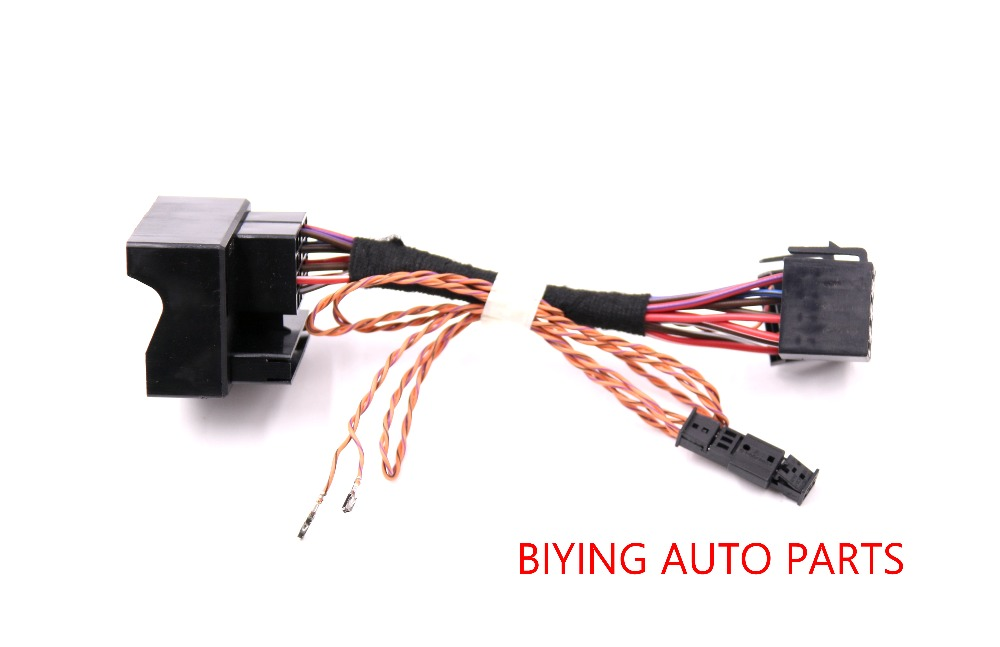 online buy whole canbus adapter from canbus adapter easy install upgrade rcn210 canbus adapter can cable for golf vi jetta 5 6 mk5 mk6