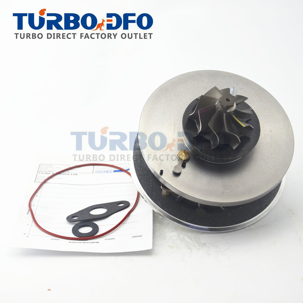 Rebuild kit turbo - Garrett GT2052V turbo core assembly CHRA cartridge 454135-3 454135-5 454135-8 for VW Passat B 5 2.5 TDI turbo cartridge chra core gt1752s 733952 733952 5001s 733952 0001 28200 4a101 28201 4a101 for kia sorento d4cb 2 5l crdi