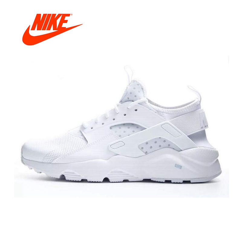 NIKE AIR HUARACHE Running Shoes for Men 2018 Original Footwear Winter Athletic Outdoor Jogging Stable gym Shoes Men Sneakers nike men s indee high shoes athletic sneakers leather white