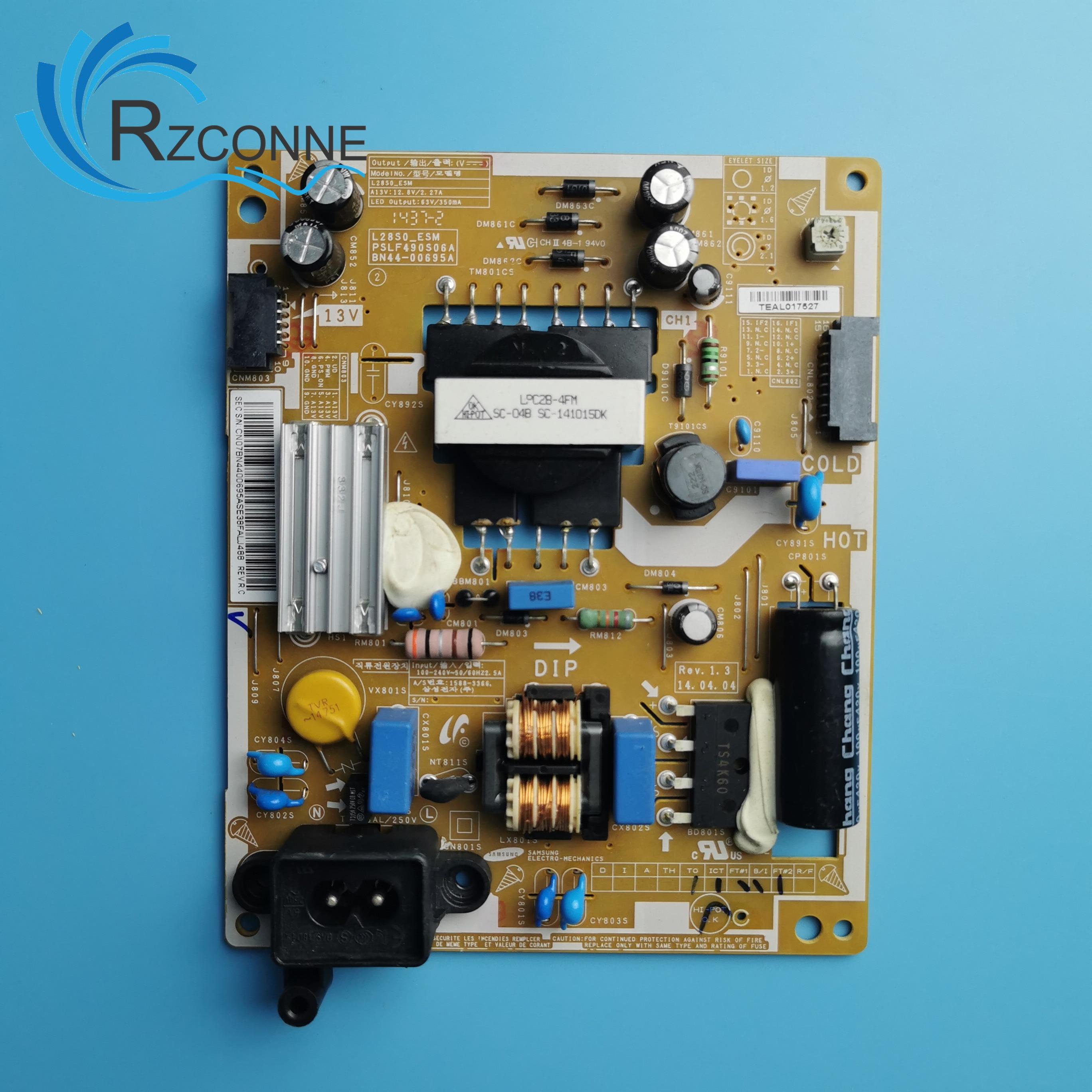 Power Board Card Supply BN44 00695A L28S0 ESM For 28 inch Samsung LCD TV UN28H4000A HG28ND690A UE28J4100AK