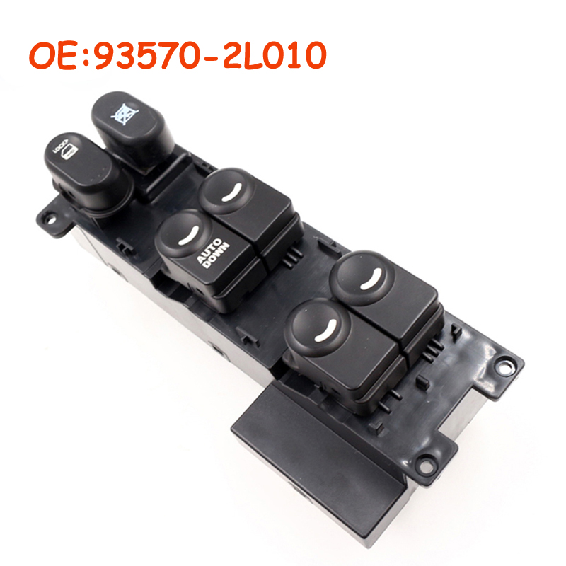 For Hyundai i30 I30cw 2008 2011 Car Window Lifterr switch driver s side Front left control