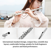 16 Holes High Quality Bamboo Flute Professional Woodwind Flutes Musical instruments C Key Chinese dizi Transversal Flauta