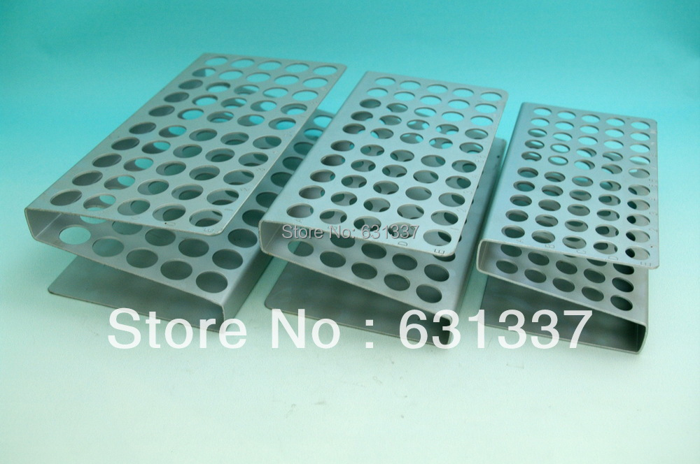 Z type test tube rack for 12/13mm Tubes, Holds 50, Z shape high quantity medicine detection type blood and marrow test slides