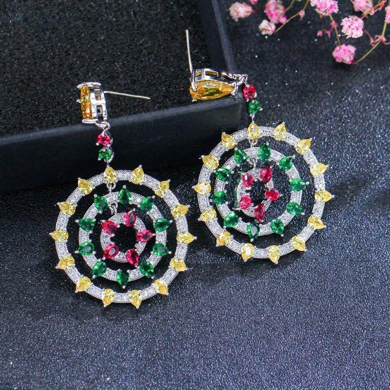Multicolor Earrings3
