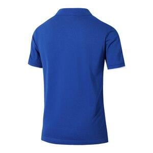 Image 4 - Li Ning Men Puebla Club Polo Shirt Regular Fit Breathable Comfort LiNing li ning Sports T shirts Tees Tops APLM133 MTP500