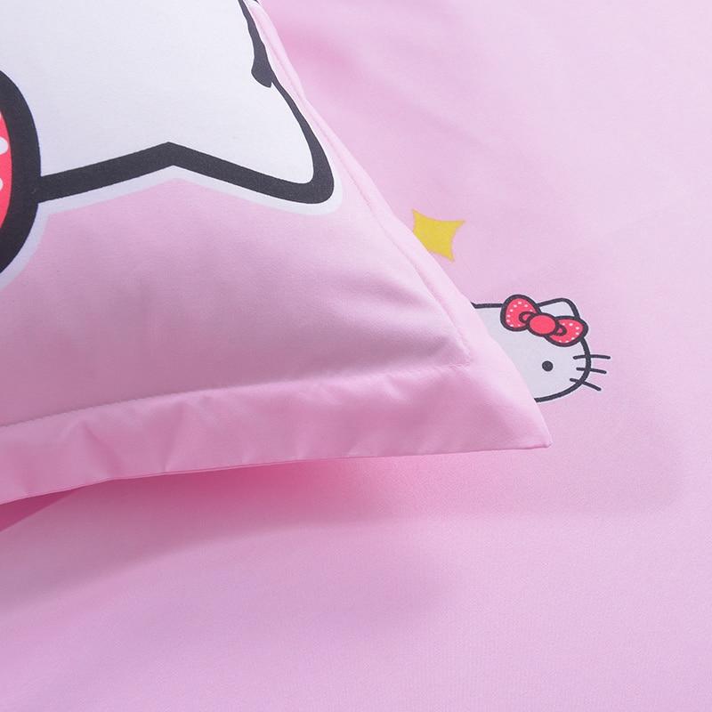 UNIKIDS Cute cartoon duvet cover set bedding set for Kids boy or girls Twin size KT007