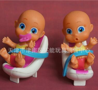 2pcs Satsuma Spanish Dolls Mini Baby Doll Girls Toys Children Gift