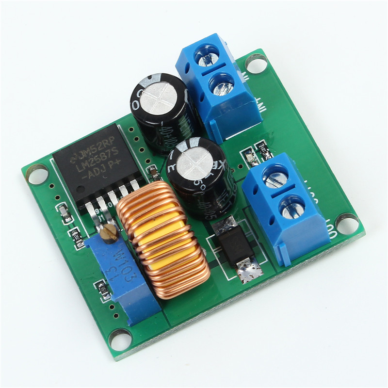 Step Up Boost High Power Geregelte Power Converter Modul DC-DC 3V 5V 12V bis 19V 24V 30V 36V Einstellbar