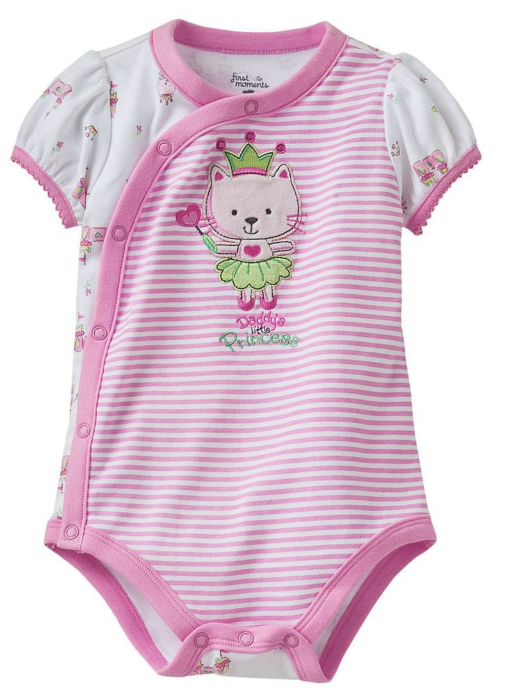 First moments baby rompers bodysuits baby girls tops shirt shortalls baby clothes toddler jumpsuits baby one-piece clothes ZW689