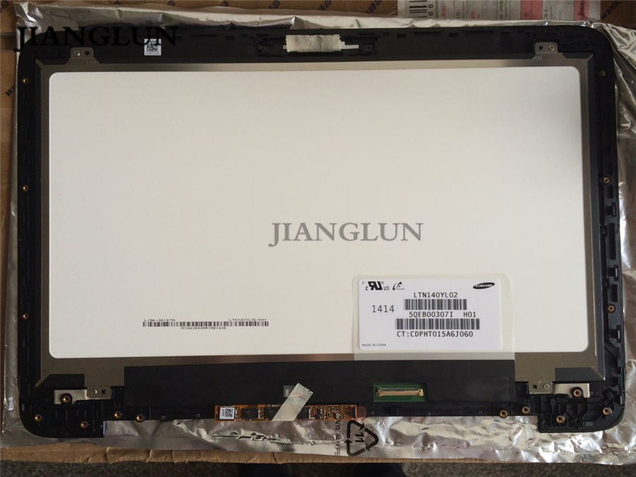 цены JIANGLUN For HP 140 LTN140YL02 14.0