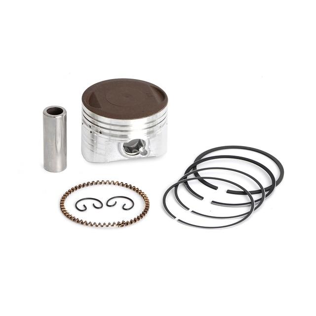 56.5mm 150cc Piston Rings Kit For Dirt Pit Bike Lifan 1P56FMJ Engine Part