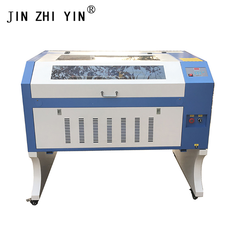 6090 Co2 3d Laser Crystal Machine Engraving 90W W2 Reci M2 System High Speed Laser Engraving Machine Reci Laser Tube