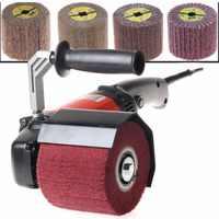 SPTA 1200W 230V /110V Burnishing Polishing Machine Polishing Wheel Pad /Polisher/Sander Set --Select Voltage You Want