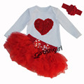 Carter Baby Girl Clothing 2017 Party Outwear Red Birthday Romper Dress Toddler Climbing Clothes Ruffle Tutu Dress roupas de bebe