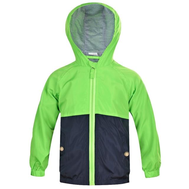весна ветровка для мальчика девочка девочки детская куртка для мальчика мальчиков детские ветровки куртки детей ребенок верхней одежды ребенка, непромокаемые пальто куртка для девочек мальчик дождевик детский одежда
