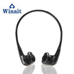 2017 new generation waterproof  bone conduction waterproof underwater swimming headset MP3 Player free shipping