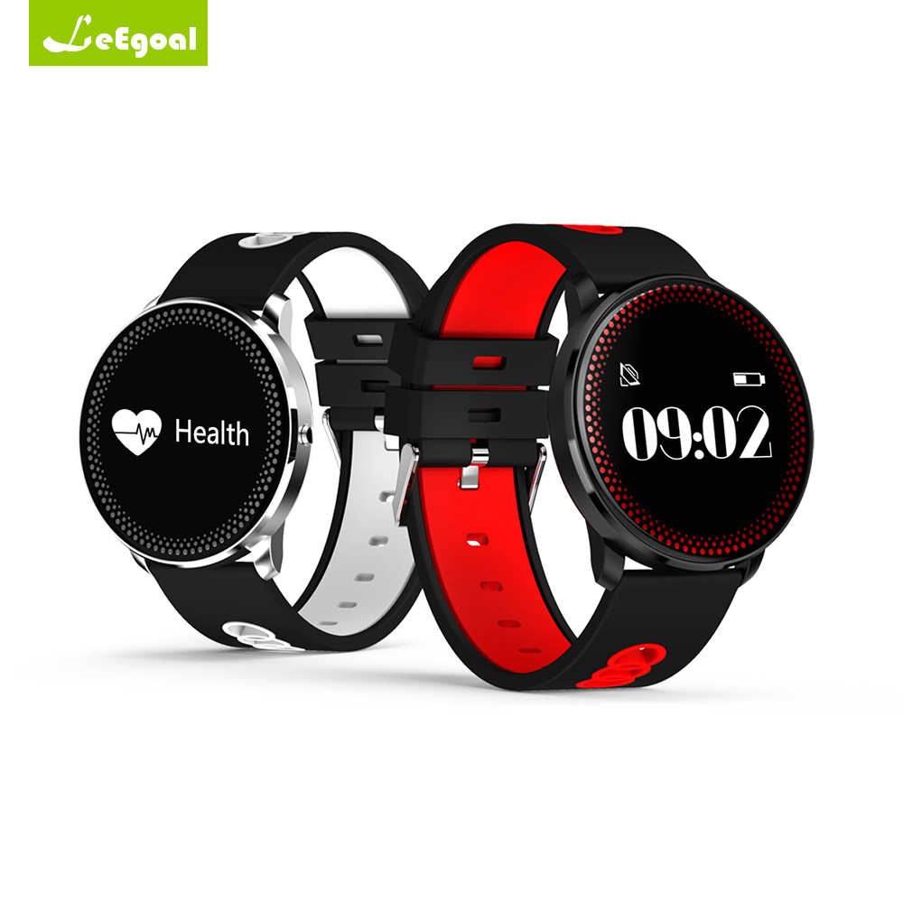 CF007 Waterproof Smart Fitness Bracelet Tracker Heart Rate Blood Pressure Monitor Passometer Watch Bluetooth Smart Band Watch