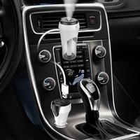 Car Aroma Diffuser Humidifier Portable USB Mini Car Aromatherapy Humidifier Air Diffuser Purifier High Quality Air