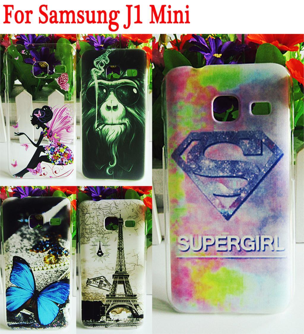 Hard Plastic Back Cover Case for Samsung Galaxy J1 Mini Cases J105 J105H J1 Mini 2016 SM-J105H SM-J105 J1 Nxt Duos Capa Fundas