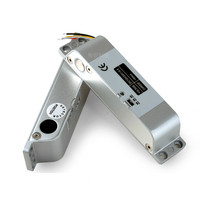 NC Electric Mortise DC 12V Fail Safe Electric Drop Bolt Lock For Door Access Control Security