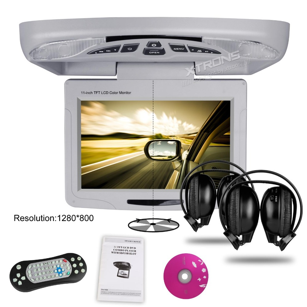 best car dvd player overhead. Black Bedroom Furniture Sets. Home Design Ideas