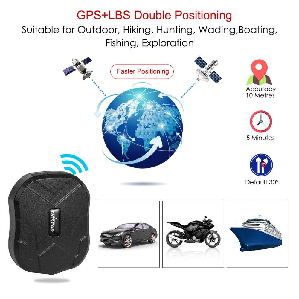 TK905 GPS localisateur étanche GPS véhicule Tracker 2G aimant moniteur vocal gratuit Web APP GPS Tracker voiture 90 jours veille Tkstar - 3