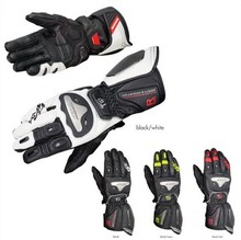 Hot sale GK169 Titanium alloy leather motorcycle Racing Gloves motocicleta guantes