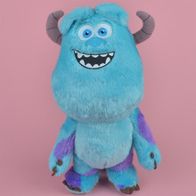28cm Blue Monster Baby Kids Doll Gift, Sulley Stuffed Plush Toy Free Shipping