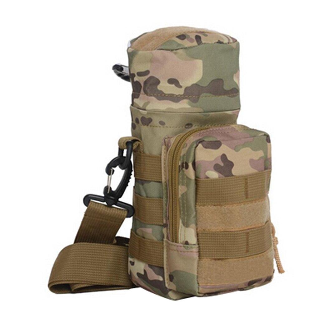 Military travel bag backpack Zipper men soft nylon