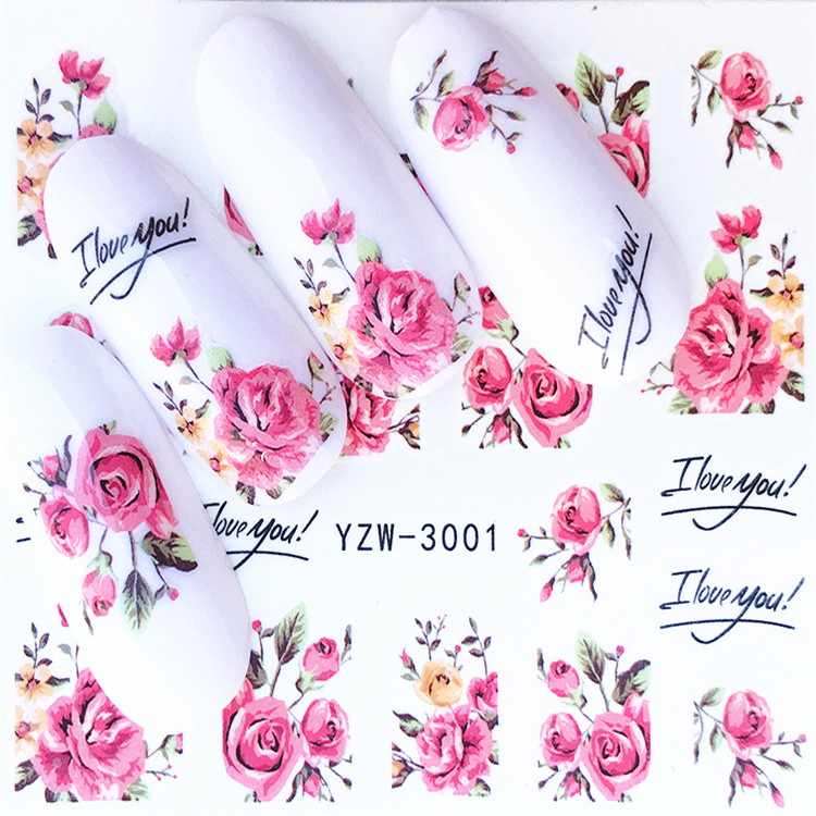 best top nail sticker stiker kuku ideas and get free shipping