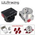4 шт. AN6/AN8/AN10 фитинги + сэндвич-фильтр для масляного фильтра с удаленным блоком масляного фильтра с термостатом 1xAAN8 WLR5675BK