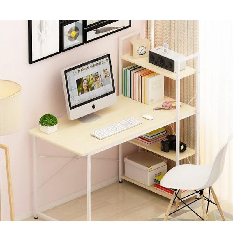 250617Ordinateur bureau et bureau style simple moderne ordinateur